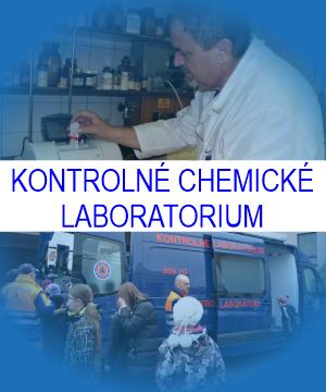 Kontrolné chemické laboratóriá